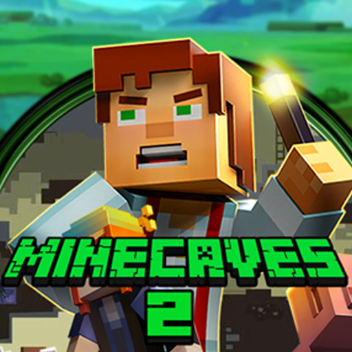 Minecraft : Minecaves 2