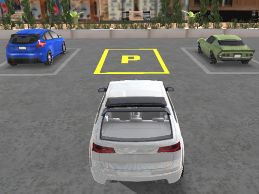 Real Car Parking