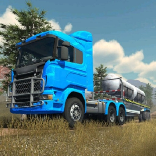Triler Truck Simulator Off Road
